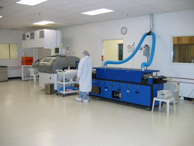 Robotic Wafer Bumping Line engineered by APSTL for an US customer